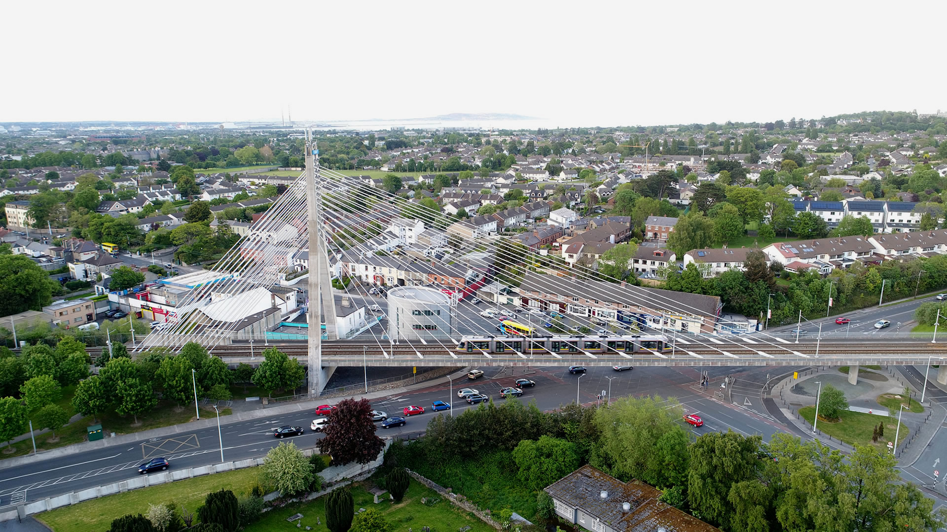Dundrum Suspension Bridge