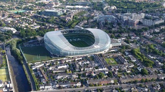 Aviva Stadium, Dublin