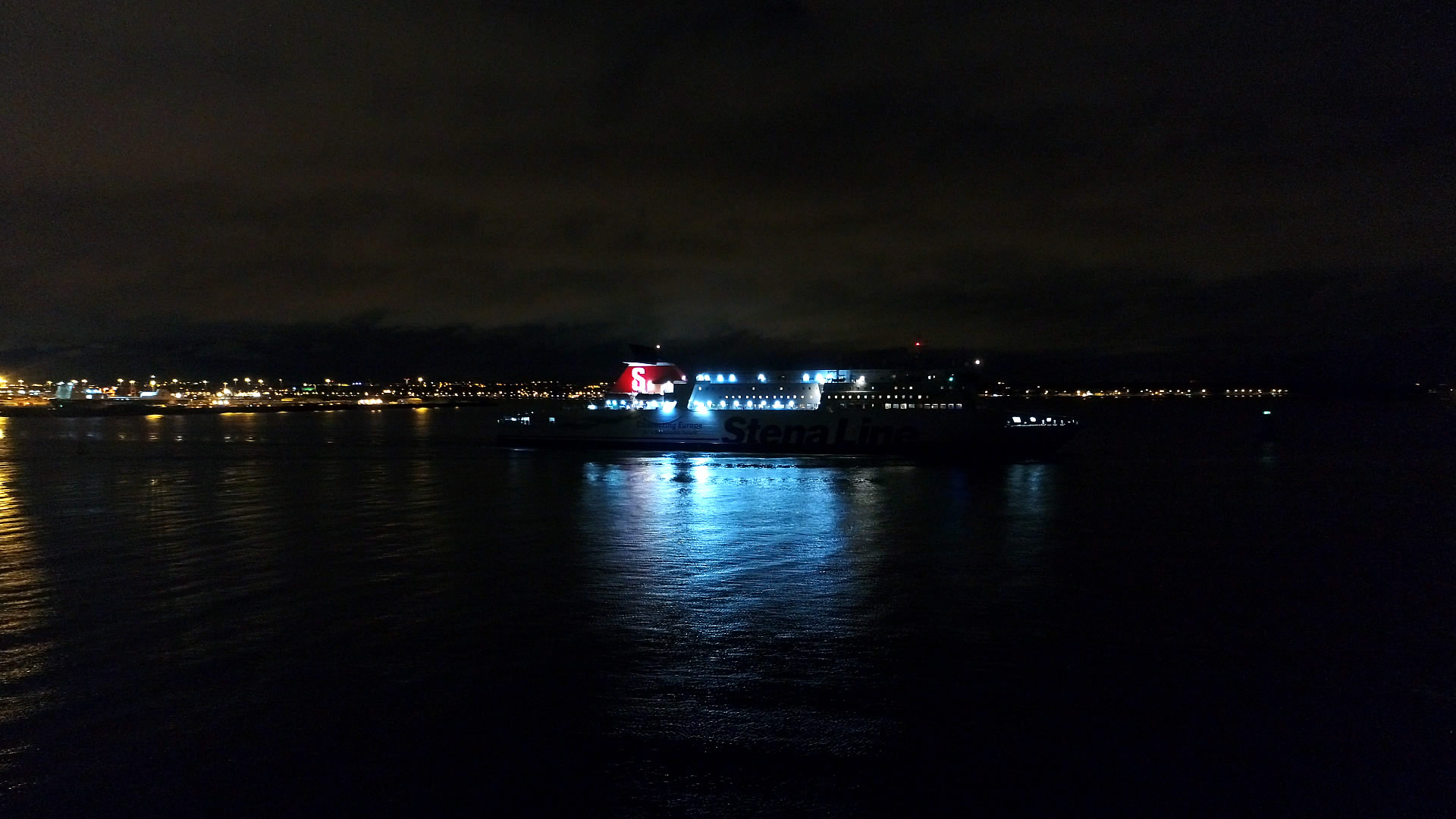 Poolbeg Stena Line Ferry 4